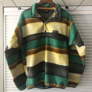 Men's Patagonia Snap T Fleece Size Medium